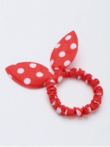 Affordable Stertching Polka Dot Bowknot Hair Band