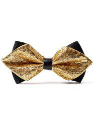 Unique Host Groomsmen Glitter Shimmer Bow Tie -