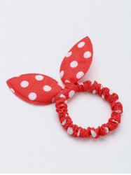 Stertching Polka Dot Bowknot Hair Band -