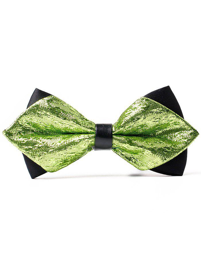Fashion Unique Host Groomsmen Glitter Shimmer Bow Tie