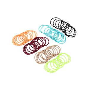Curved Stretchy Hair Band Group Set -
