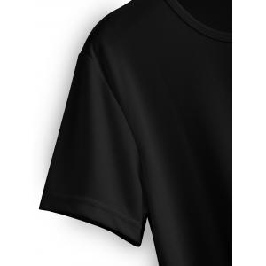 Waterproof Quickly Dry Eyelet T-shirt -