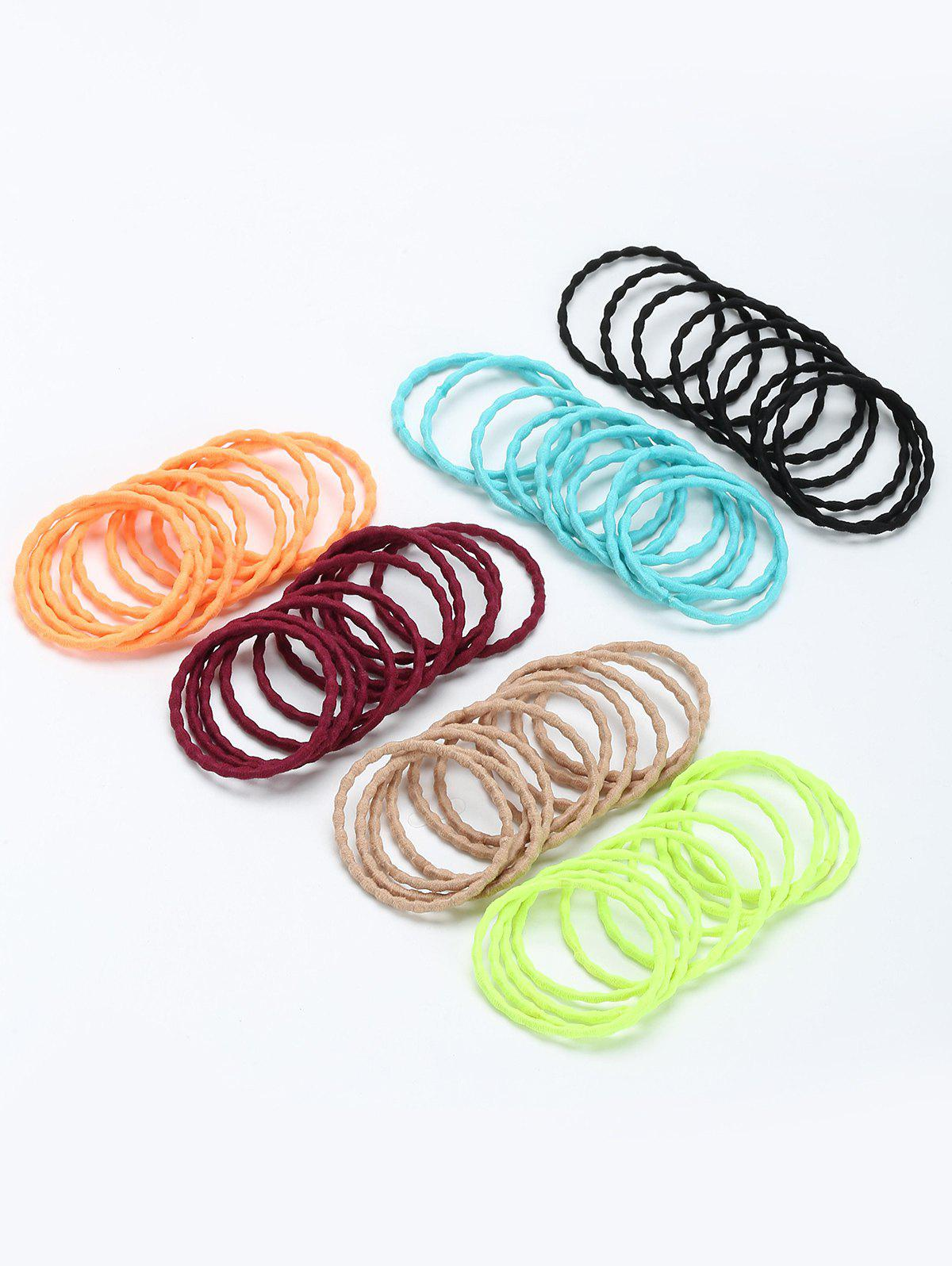 Buy Curved Stretchy Hair Band Group Set