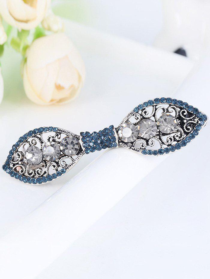 Outfits Rhinestones Simple Bowknot Hair Clip
