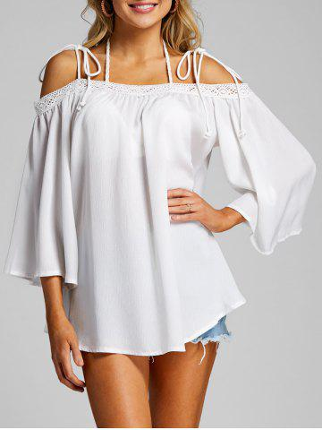 Shops Off The Shoulder Cover Up Top