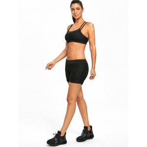 Breathable Dry Fast Sport Shorts -