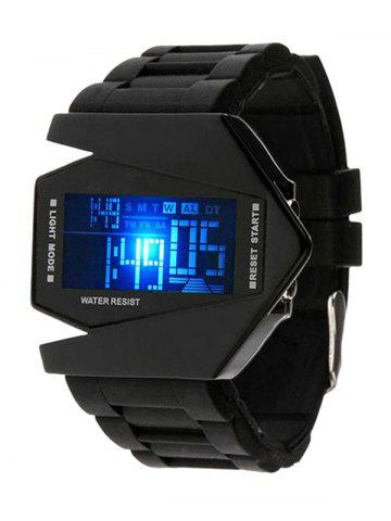 Outfits LED Digital Display Silicone Watch