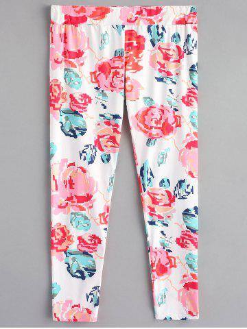 Affordable Floral Pajama Pants