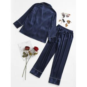 Ensemble Pyjama En Satin -