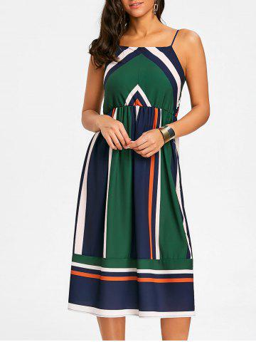 Shops Stripe Cami Beach Dress