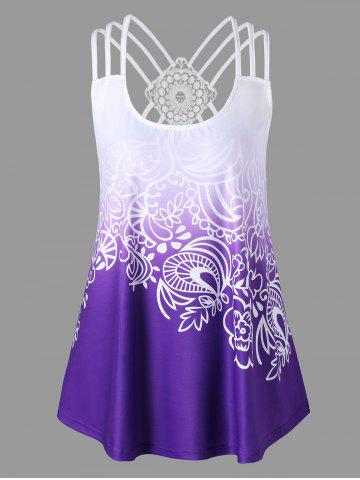 Plus Size Lilac Tank Dress