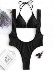 Padded Two Piece Swimsuit -