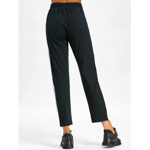 Color Trim Workout Ninth Pants -