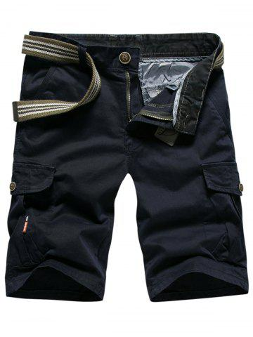 Outfit Loose-fitting Casual Cargo Shorts