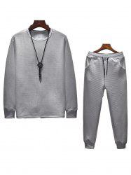 Sweatshirt d'ondulation Twinset -