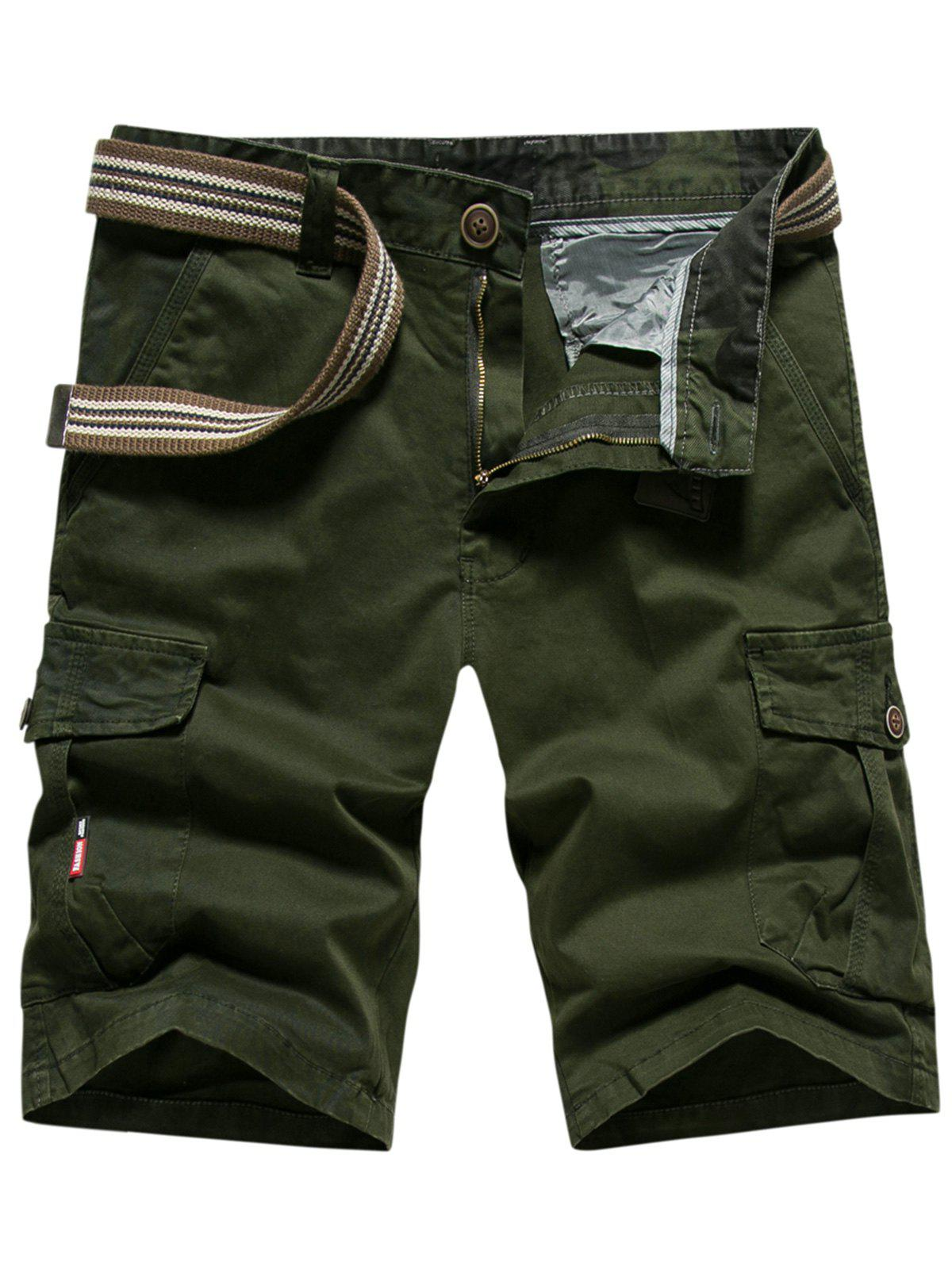 New Loose-fitting Casual Cargo Shorts