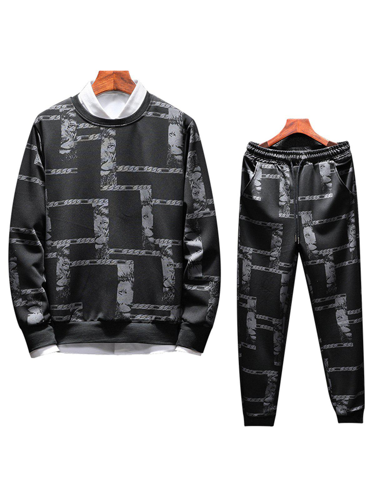 Buy Printed Sweatshirt Twinset