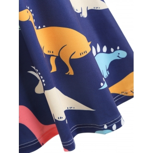 Dinosaur Racerback Tank Dress -