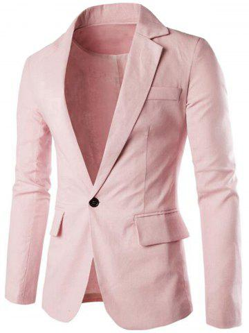 Hot Lapel Thin Casual Blazer
