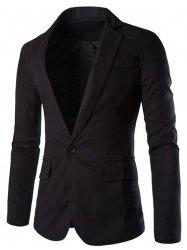 Lapel Thin Casual Blazer -