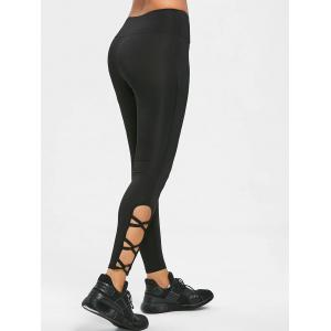 Collants de sport respirant Leggings -