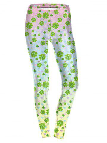 Best Four Leaf  Leggings
