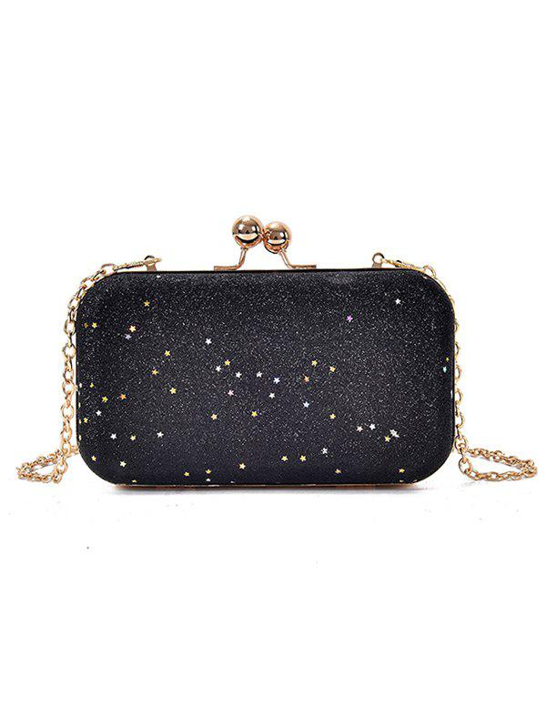 Best Paillette Clutch Chain Crossbody Evening Bag