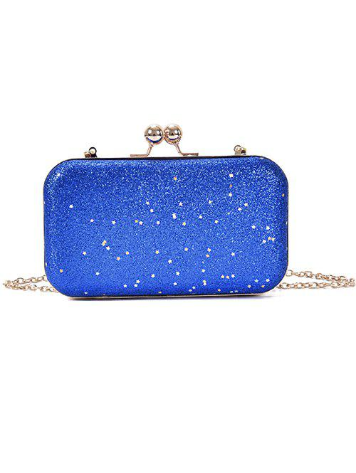 Buy Paillette Clutch Chain Crossbody Evening Bag