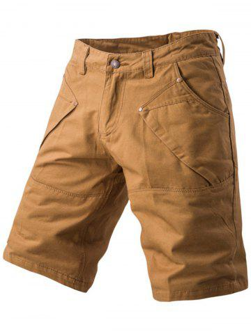 Best Zipper Fly Casual Shorts
