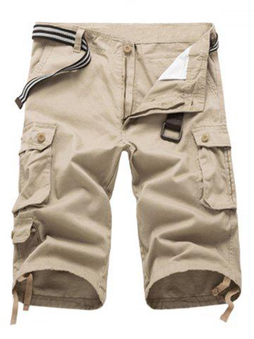 New Panel Design Bermuda Shorts