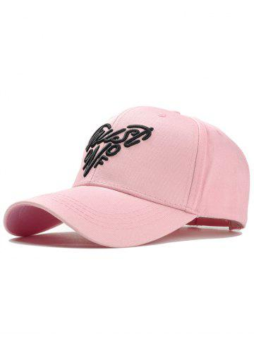 Cheap Heart Shaped Letter Embroidery Graphic Hat