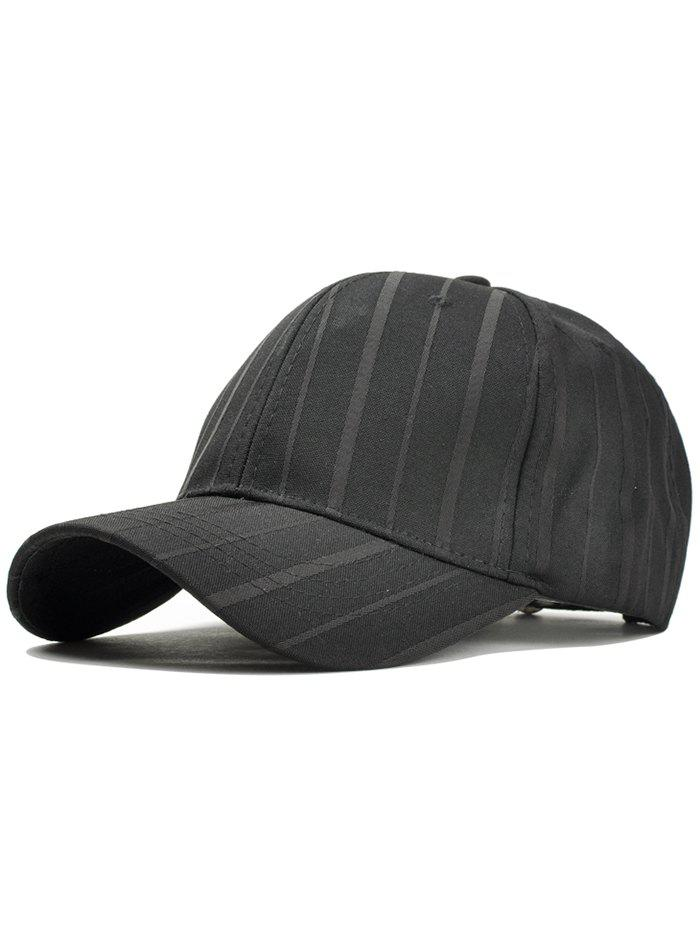 Shops Simple Stripe Pattern Adjustable Sunscreen Hat