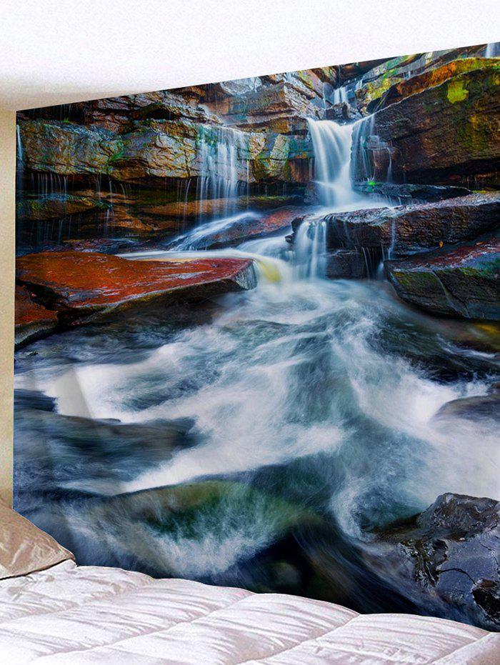 Affordable Stone River Rapid Print Tapestry