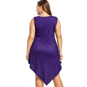 Bohème Plus Size Beach Dress Mouchoir -
