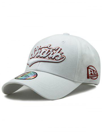 Cheap Unique Letter Embroidery Sunscreen Hat