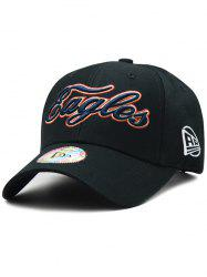 EAGLES Embroidery Adjustable Snapback Hat -