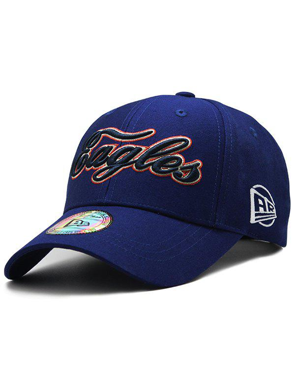 Latest EAGLES Embroidery Adjustable Snapback Hat
