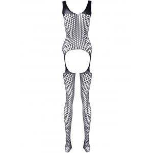 Bodystocking Sexy Lingerie Sexy sans Entrejambe -