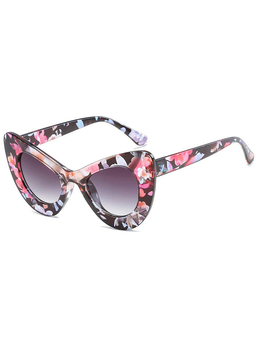 Affordable Anti Fatigue Full Frame Pattern Sunglasses