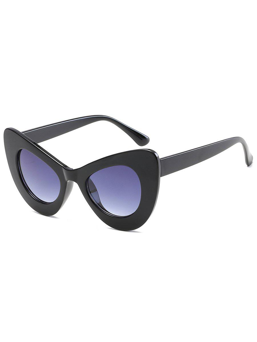 Fancy Anti Fatigue Full Frame Pattern Sunglasses