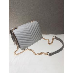 Minimalist Quilted Shopping Crossbody Bag -