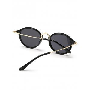 Metal Full Frame Sun Shades Sunglasses -