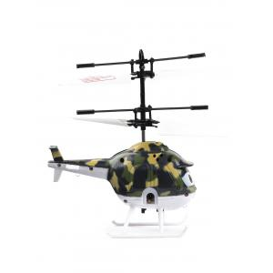 Remote Induction Sensing Plane Toys Mini Helicopter -