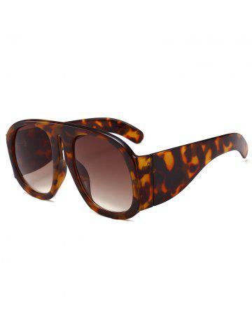 Cheap Anti Fatigue Oversized Thick Frame Sunglasses