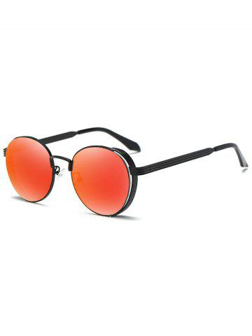 Discount Hollow Out Metal Full Frame Sun Shades Sunglasses
