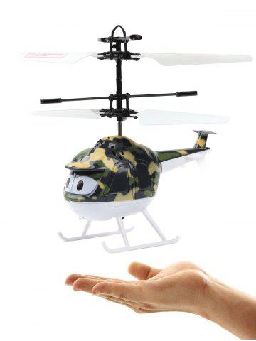 Outfits Remote Induction Sensing Plane Toys Mini Helicopter