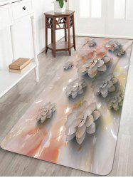 Succulents Pattern Anti-skid Floor Area Rug -