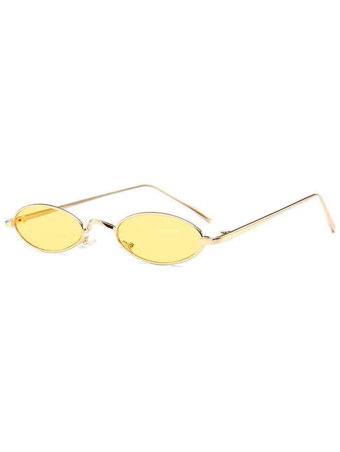 Fancy Statement Metal Full Frame Steampunk Sunglasses