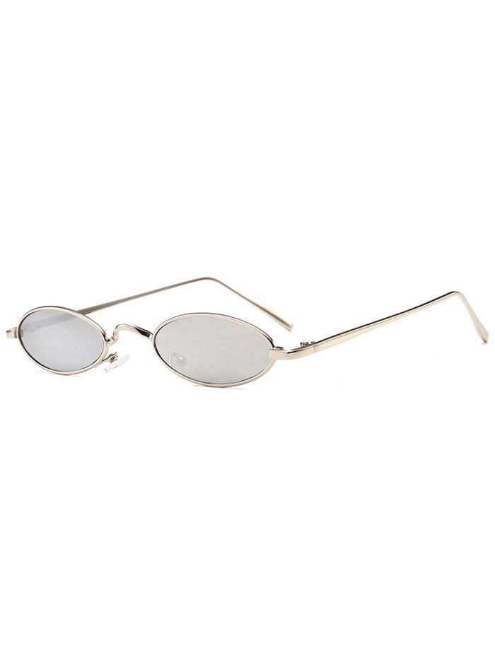 Trendy Statement Metal Full Frame Steampunk Sunglasses