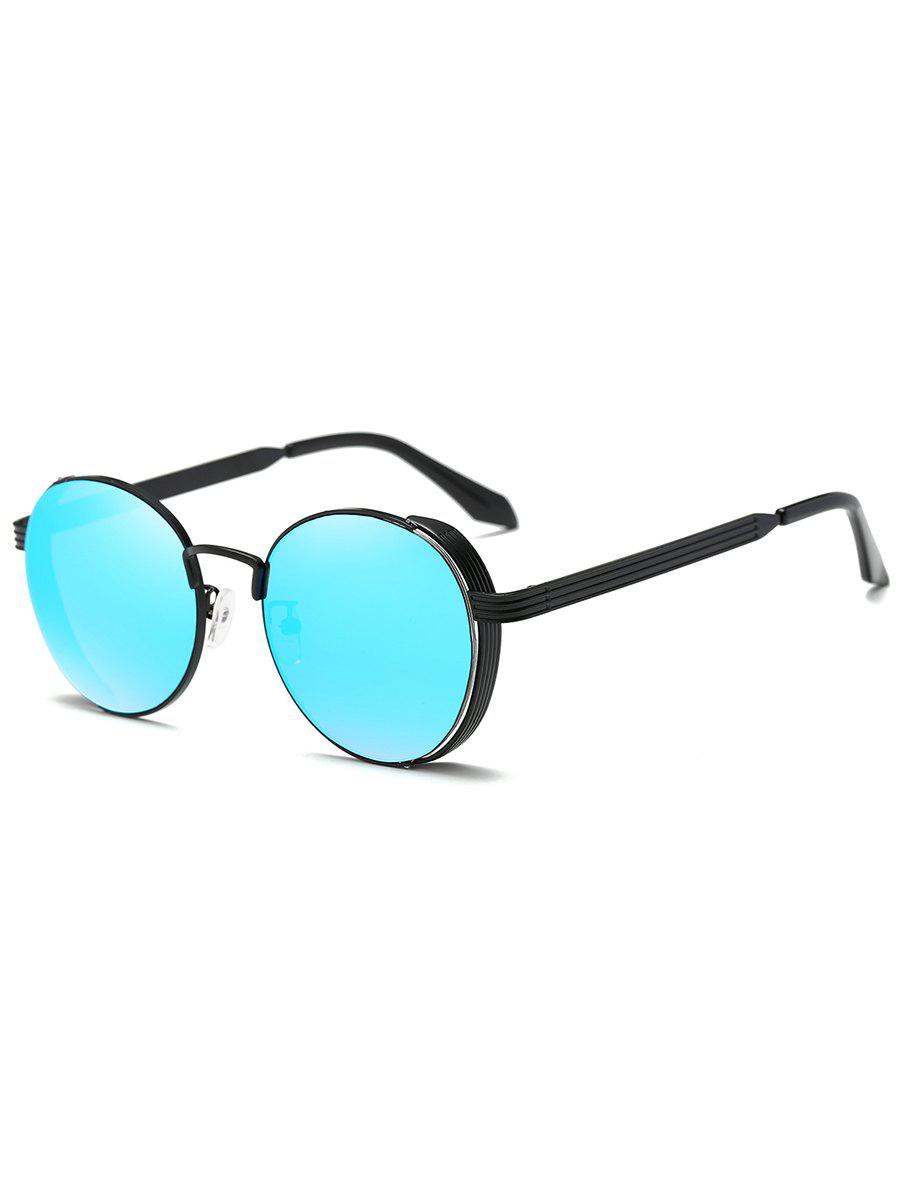 Trendy Hollow Out Metal Full Frame Sun Shades Sunglasses